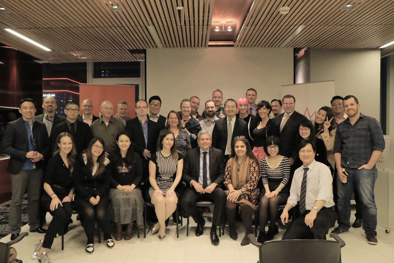 Membership canadian chamber of commerce in taiwan for Canadian chambre of commerce