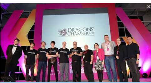 Canadian Chamber of Commerce in Taiwan's Dragons' Chamber Taiwan